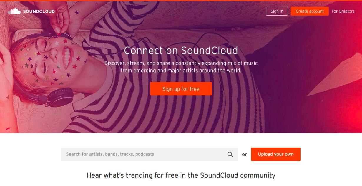 Обзор приложения SoundCloud — как скачать и использовать